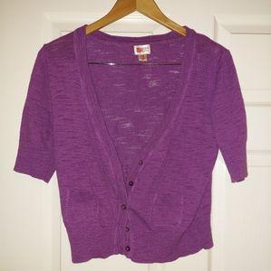 Quarter Sleeve Massimo Sweater